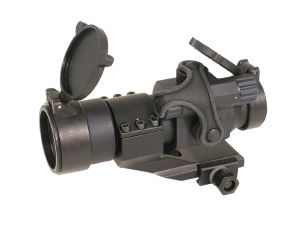 RED DOT SIGHT MILITARY MODEL VISEE POINT ROUGE SWISS ARMS