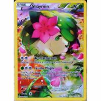 PACK 2 BOOSTERS COLLECTION POKEMON FABULEUX AVEC UNE CARTE SHAYMIN