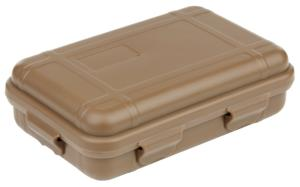 MALLETTE DE TRANSPORT JFO13 ETANCHE 15 X 9.5 X 4 CM 101 INC COYOTE