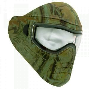 MASQUE DE PROTECTION SAVE PHACE JUNGLE JUSTICE SERIE DISS AVEC ECRAN THERMAL DOUBLE VITRAGE