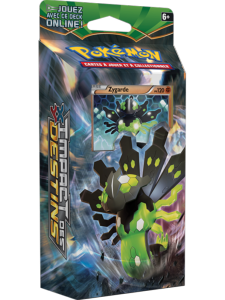 DECK DE 60 CARTES CHEF DE COMBAT POKEMON EXTENSION XY10 IMPACT DES DESTINS