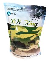 SACHET DE 5000 BILLES BLANCHES 0.20G DE 6 MM BB-KING