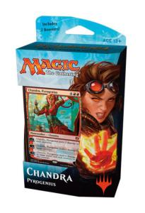 DECK DE PLANESWALKER KALADESH CHANDRA PYROGENIE MAGIC THE GATHERING