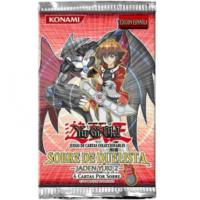 30 BOOSTERS DE 6 CARTES SUPPLEMENTAIRES YU GI OH SOBRE DE DUELISTA JADEN YUKI 2 VERSION ESPAGNOL