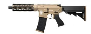 GR4 CQB-S DST G&G MINI AEG BLOWBACK SEMI ET FULL AUTO TAN 1 JOULE SANS BAT NI CHARG
