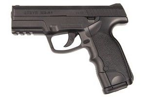 STEYR M9 - A1 CO2 ASG GNB HOP UP SEMI AUTOMATIQUE 2 JOULES