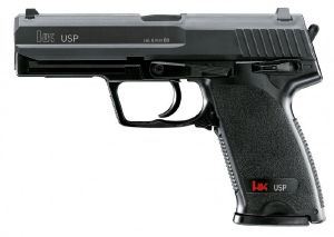 USP CO2 H&K UMAREX SEMI AUTO SHOOT UP 1 JOULE