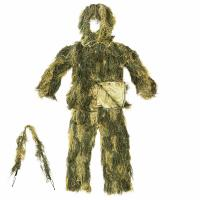 GHILLIE SUIT SPECIAL FORCES / TENUE DE CAMOUFLAGE 4 PIECES CAMO DESERT