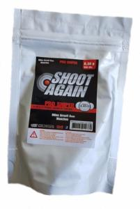 SACHET DE 500 BILLES BLANCHES 0.30G DE 5.95MM SHOOT AGAIN PRO SNIPER