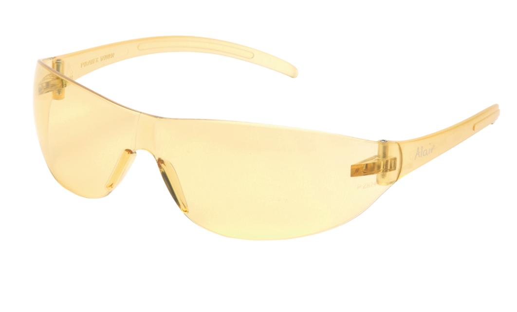 LUNETTE DE PROTECTION OCULAIRE JAUNE STRIKE SYSTEMS AIRSOFT