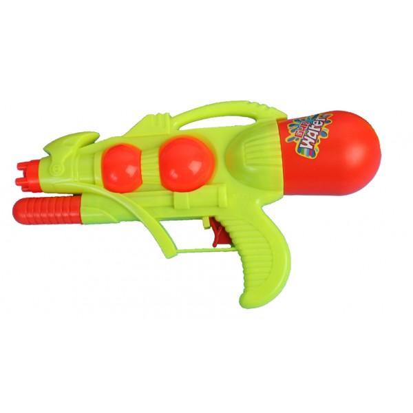 pistolet fusil canon a eau a pompe 30 cm splatchy bg 31506 enfant jeu plein air. Black Bedroom Furniture Sets. Home Design Ideas