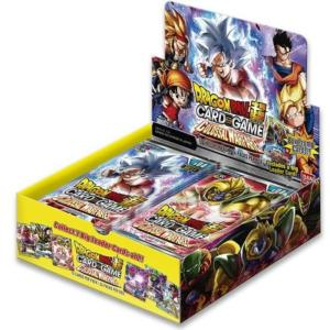 24 BOOSTERS DE 12 CARTES SUPPLEMENTAIRES DRAGON BALL Z SUPER CARD GAME COLOSSAL WARFARE SERIE 4