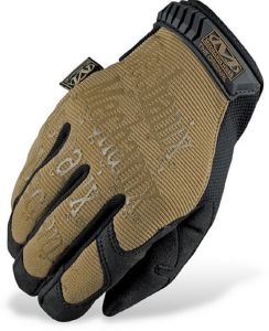 "GANTS MECHANIX ORIGINAL ALL PURPOSE GLOVE "" POLYVALENT "" COYOTE TAILLE L"