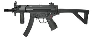 MP5 K PDW AEG SEMI ET FULL AUTO CLASSIC ARMY 0.7 JOULE EN PACK COMPLET