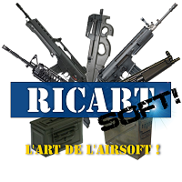 ASSOCIATION AIRSOFT : RICART AIRSOFT