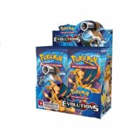 36 PAQUETS DE 10 CARTES BOOSTER SUPPLEMENTAIRES POKEMON XY12 EVOLUTION A COLLECTIONNER