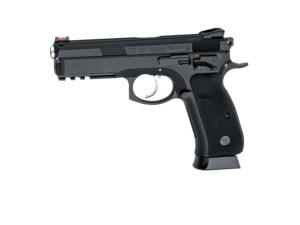 CZ 75 SP-01 SHADOW METAL NOIR CO2 BLOWBACK 1.6 JOULE SEMI AUTO 4.5MM AIRGUN