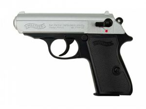 WALTHER PPK/S BICOLORE SPRING HOP UP 0.5 JOULE