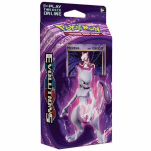 DECK DE 60 CARTES MELEE MEWTWO POKEMON EXTENSION XY12 EVOLUTIONS