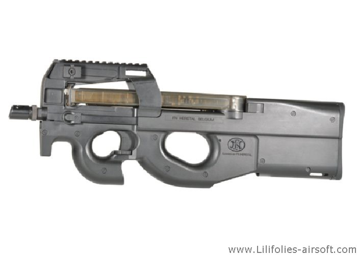 Visualisez le P90 FN Herstal