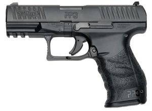 WALTHER PPQ NOIR SPRING SHOOT UP UMAREX 0.5 JOULE