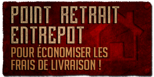 POINT RETRAIT ENTREPOT