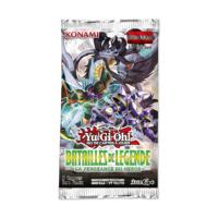 1 BOOSTER DE 5 CARTES SUPPLEMENTAIRES YU GI OH BATAILLES DE LEGENDE - LA VENGEANCE DU HEROS