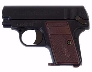 COLT 25 NOIR CROSSE MARRON SPRING CYBERGUN HOP UP 0.1 JOULE