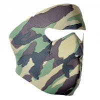 MASQUE DE PROTECTION NEOPRENE INTEGRAL CAMO DMONIAC