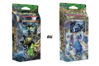 DECK DE 60 CARTES CHEF DE COMBAT OU GARDIEN CELESTE POKEMON EXTENSION XY10 IMPACT DES DESTINS