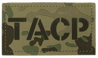 "ECUSSON / PATCH 3D PVC VELCRO CAMO US AIR FORCE TACP ""TACTICAL AIR CONTROL PARTY"""