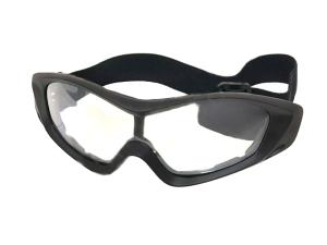 MASQUE - LUNETTE DE PROTECTION ECRAN TRANSPARENT FL8013 A ELASTIQUE