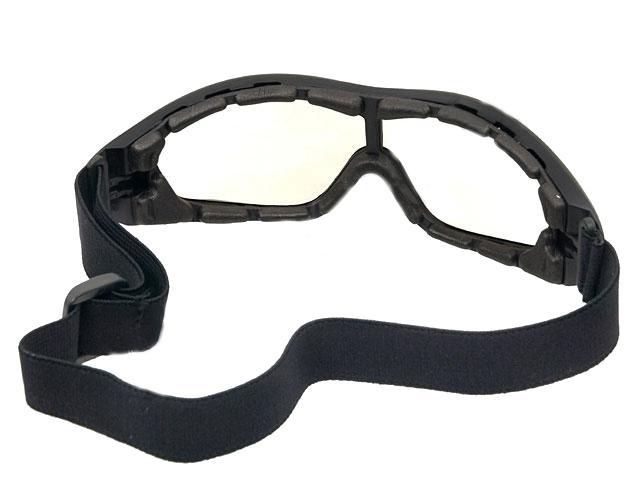 masque lunette de protection fl8013 ecran transparent. Black Bedroom Furniture Sets. Home Design Ideas