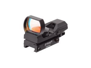 RED DOT SIGHT VISEE POINT ROUGE 21 MM ASG STRIKE SYSTEMS AIRSOFT