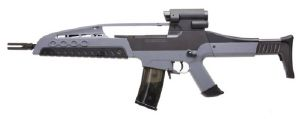 FUSIL A BILLES XR8 III AEG GRIS SEMI ET FULL AUTO HOP UP 1.5 JOULE