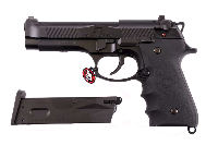 M92F TACTICAL MASTER BLACK GAZ BLOW BACK 0.8 JOULE MARUI