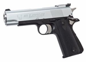 STI LAWMAN GAZ ASG HOP UP 0.6 JOULE BICOLORE