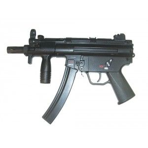 MP5 K CO2 HK HECKLER & KOCH BLOWBACK 2 JOULES