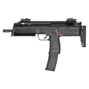 MP7 H&K NAVY NOIR GAZ SHOOT UP SEMI ET FULL AUTO BLOWBACK 1 JOULE