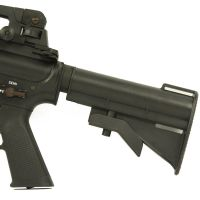 M4 A1 AEG BLOWBACK SEMI ET FULL AUTO HOP UP APS 1.2 JOULE + BATTERIE + CHARGEUR