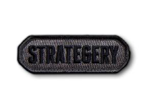 PATCH / ECUSSON TISSU VELCRO STRATEGY ACU DARK MSM