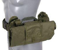 SAC A DOS VERT OLIVE MULTI POCHES ET TRANSFORMABLE