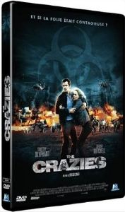 DVD THE CRAZIES