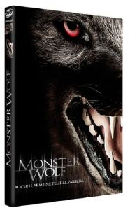 DVD MONSTER WOLF