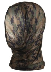 BANDEAU / HEADGEAR MULTIFONCTION EXTENSIBLE CAMOUFLAGE DIGITAL
