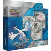 DECK DE 60 CARTES POKEMON COMBAT LEGENDAIRE LUGIA