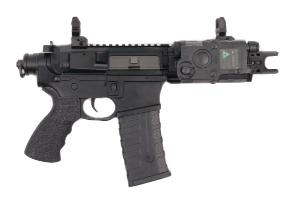 BLACKWATER M4/BW15 PISTOL AEG FULL METAL KING ARMS 1.1 JOULE SANS BATTERIE NI CHARGEUR