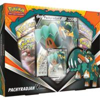 COFFRET / BOX POKEMON COLLECTION JUIN 2020 - PACHYRADJAH-V