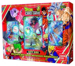 DRAGON BALL SUPER CARD GAME - GIFT BOX 2018 - GE01