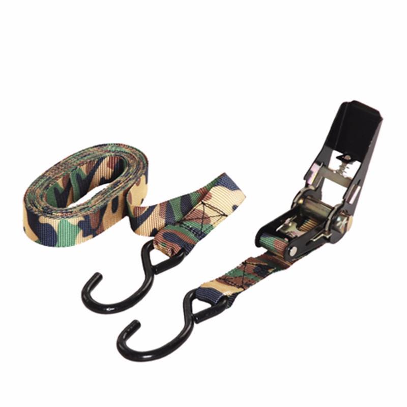 sangle amarrage a cliquet army camouflage woodland crochet. Black Bedroom Furniture Sets. Home Design Ideas
